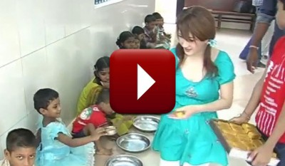 インド孤児院での支援活動